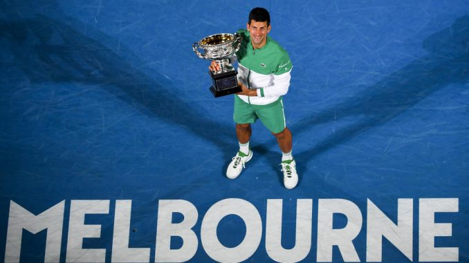 Đoković osvojio deveti trofej na Australijan openu, 18. grend slem titulu 5