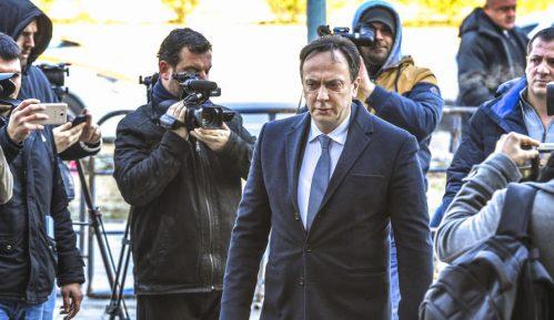 Bivši direktor Državne bezbednosti S.Makedonije u Tužilaštvu posle dva dana bekstva 7