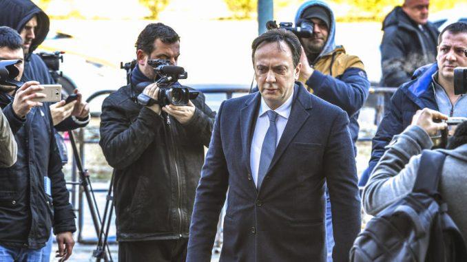 Bivši direktor Državne bezbednosti S.Makedonije u Tužilaštvu posle dva dana bekstva 4