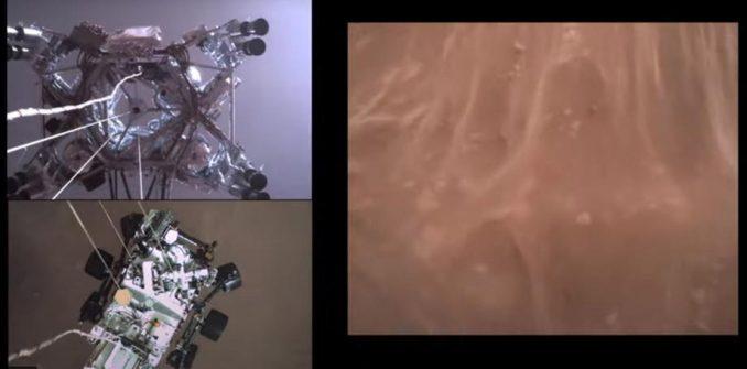 NASA objavila prve audio snimke i panoramski video sa Marsa 3