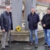 DS Zrenjanin: Sramota je da Trg dr Zorana Đinđića nije obeležen 12
