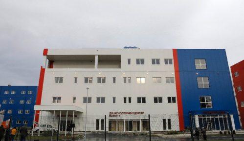 Ašanin: U kovid bolnici u Batajnici 858 pacijenata, 40 na respiratorima 2