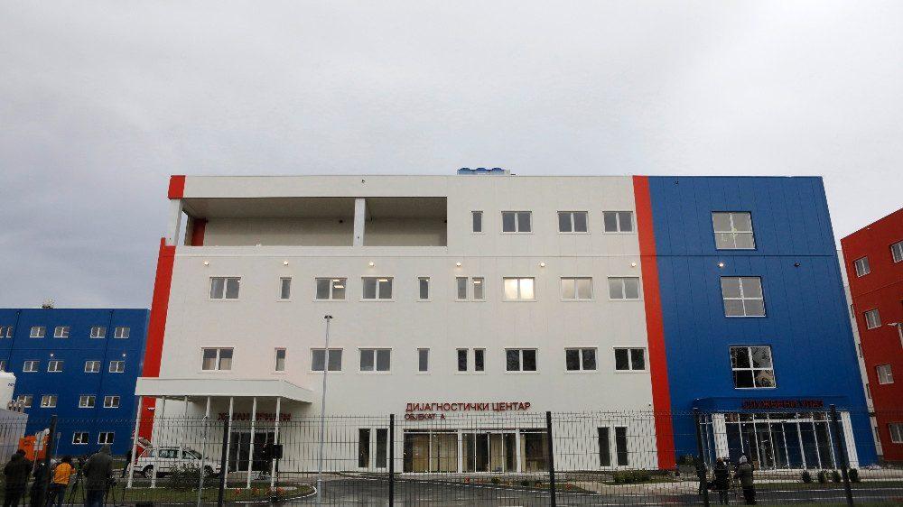 Ašanin: U kovid bolnici u Batajnici 858 pacijenata, 40 na respiratorima 1