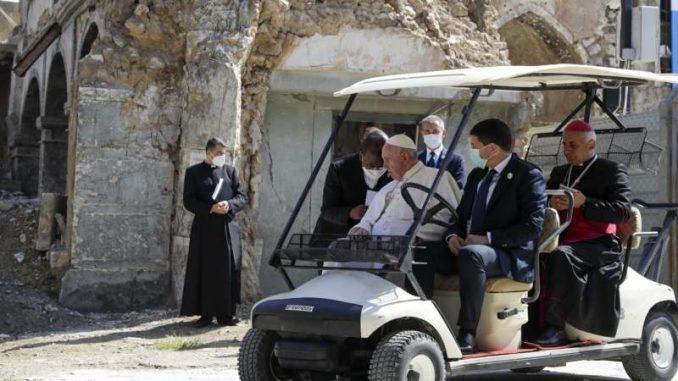 Najveća papina misa tokom posete Iraku u Erbilu 3