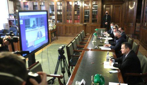 Dačić: Konsultacije o drugoj fazi međupartijskog dijaloga sa predstavnicima Evropskog parlamenta 14
