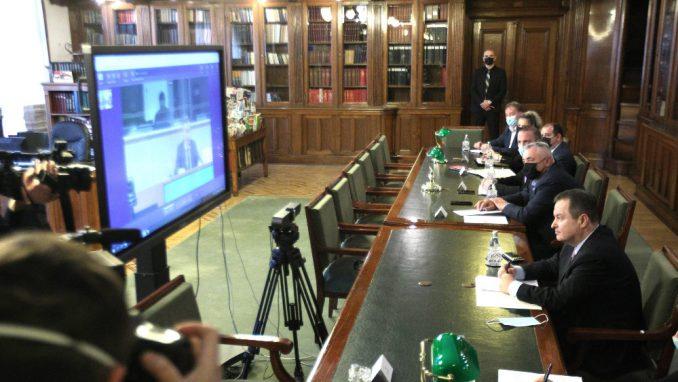 Dačić: Konsultacije o drugoj fazi međupartijskog dijaloga sa predstavnicima Evropskog parlamenta 4