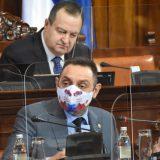 Opozicija će obavestiti EU o gostovanju ministra Vulina na Pinku 3