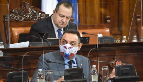 Vulin rekao da je porodica Vučić razgovarala sa 26 prisluškivanih osoba, ali da nema kriminala 2