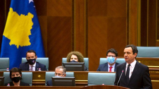 Kvinta i Beograd pozvali Kurtija na kompromis 5
