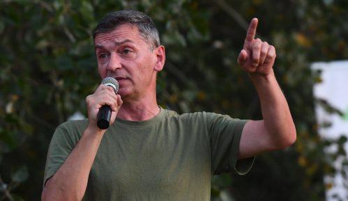 """Platforma """"Tri slobode"""": Privođenje Aleksandra Jovanovića Ćute je gušenje građanskog aktivizma 10"""