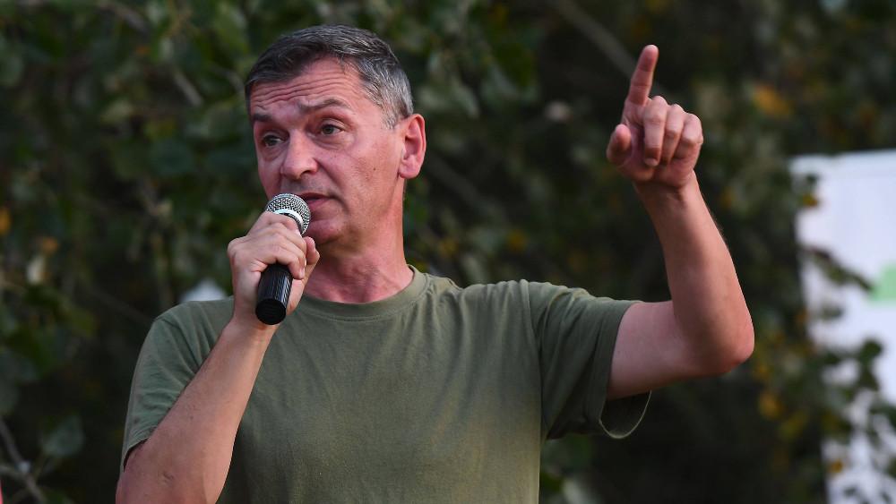 """Aktivista Ćuta Jovanović traži da se beogradski urbanista Marko Stojčić """"hitno presabere"""" 16"""