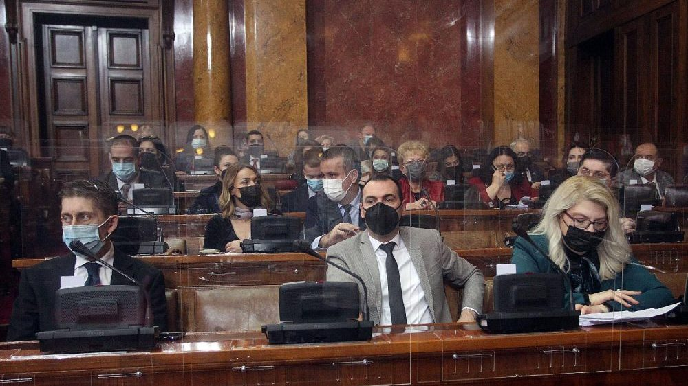 Poslanici izabrali nove sudije osnovnih sudova 1