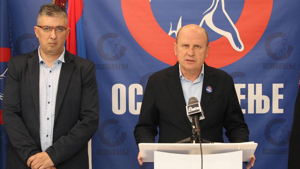 """Đorđević: """"Privedeni"""" plakati sa Vučićevim likom 1"""