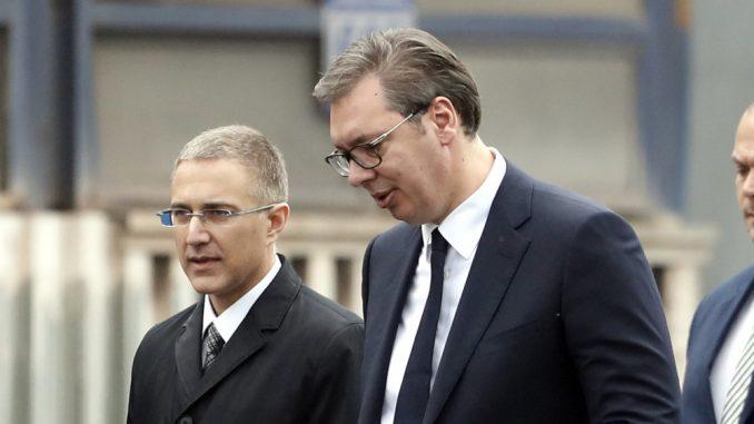 Novinarka Vremena: Sukob porodice Vučić sa Stefanovićem biće rešen kompromisom 6