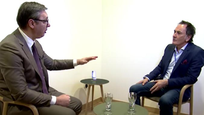 Hadžifejzović: Vučić je sam otvorio ratnu priču 1