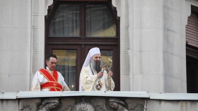 Svečani čin ustoličenja u Pećkoj Patrijaršiji odložen je do daljeg zbog epidemioloških mera na Kosovu 3