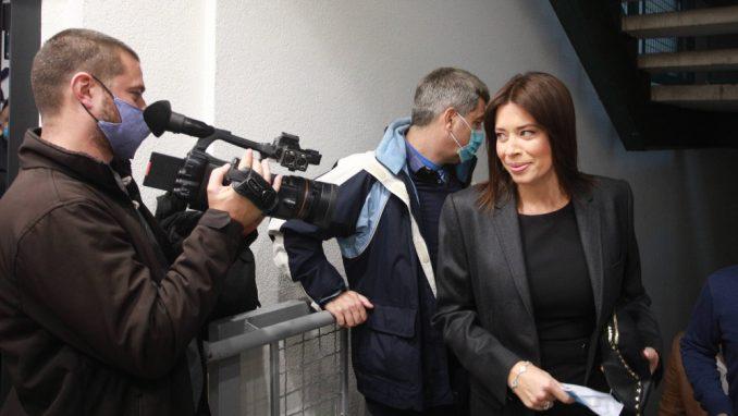 Irena Vujović pozvala na zaštitu predsednika 1