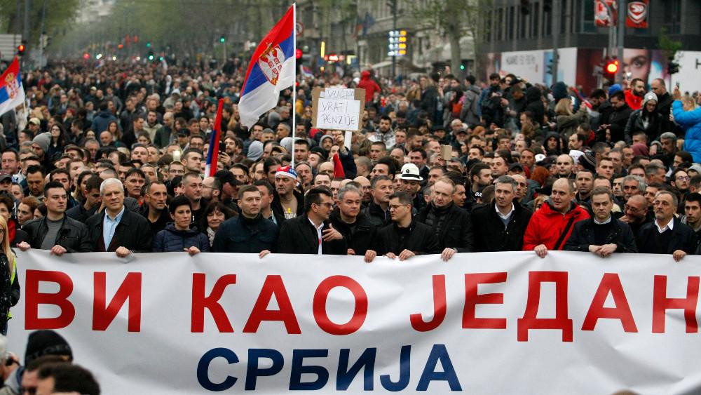 Zašto opozicija još ne poziva na proteste? 1