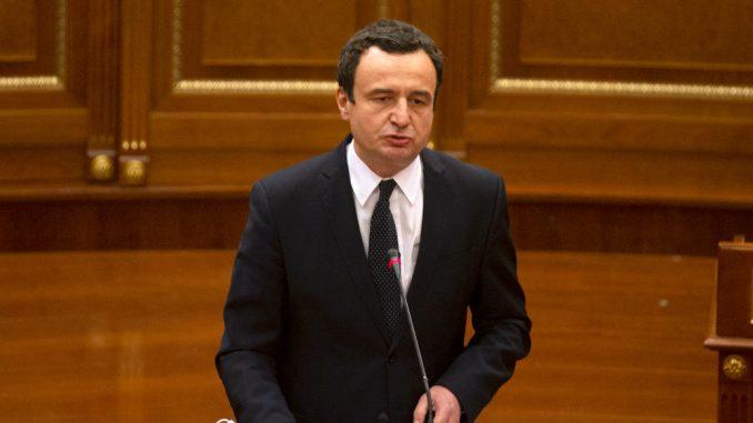 Kurti najavio tužbu protiv Srbije za genocid 5