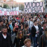 Učesnica protesta Protiv diktature: Prisluškivana sam zbog stavova, što je skandal 12