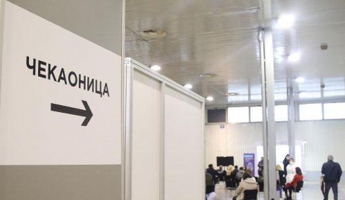 Vakcinisanje AstraZenekom bez zakazivanja na Beogradskom sajmu 8