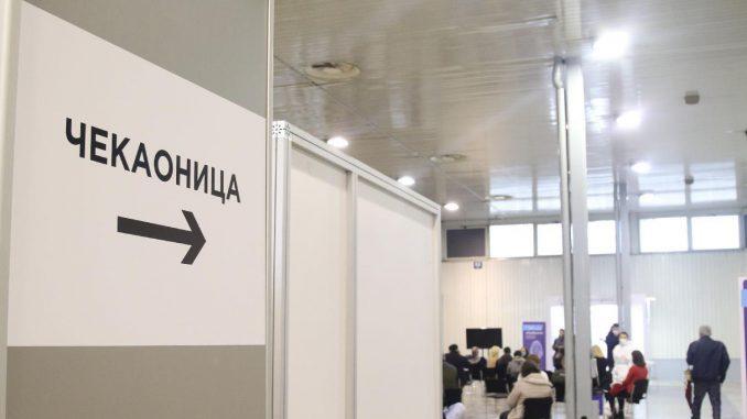 Vesić: Vakcinisano više od 550.000 Beograđana 1