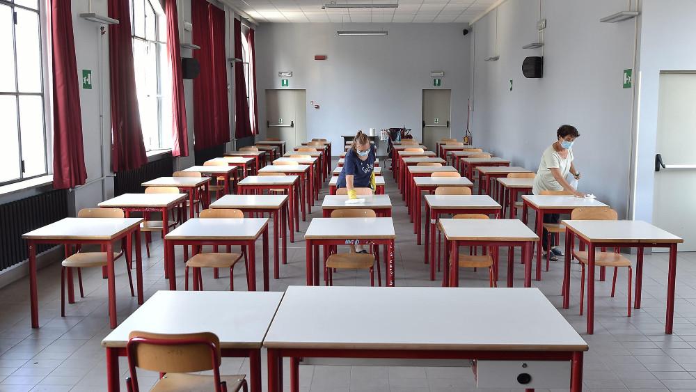 Ministarstvo prosvete da objavi koliko je zaraženih nastavnika 1
