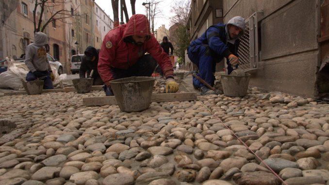 Završena rekonstrukcija Skadarske ulice 1
