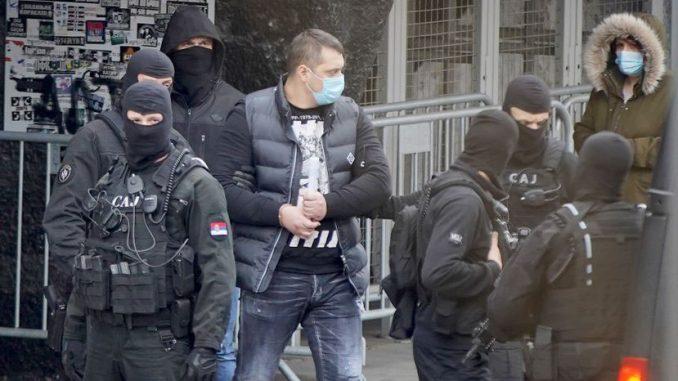 Produžen pritvor Belivuku i Miljkoviću 3