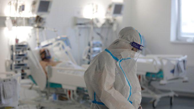 U kovid bolnici u Kruševcu 330 pacijenata, mesta ima za još nedelju dana 3