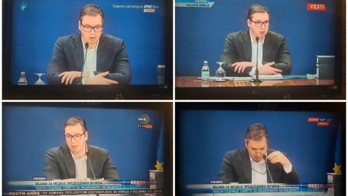 """Mediji bili dužni da zaštite javnost od """"Vučićeve ludosti"""" 5"""