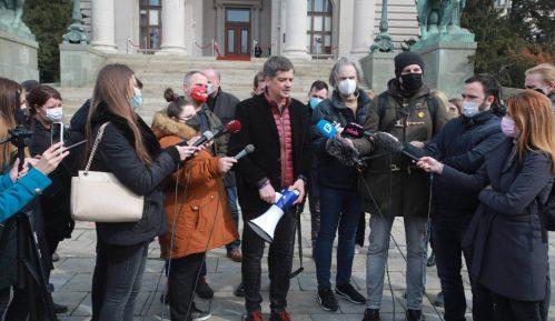 Medijske slobode u Srbiji dotakle dno 14