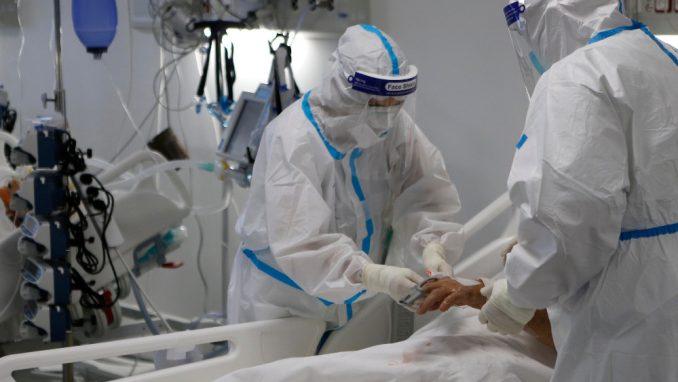 Štab u Nišu: Epidemiološka situacija vanredna, preti da pređe u katastrofalnu 3