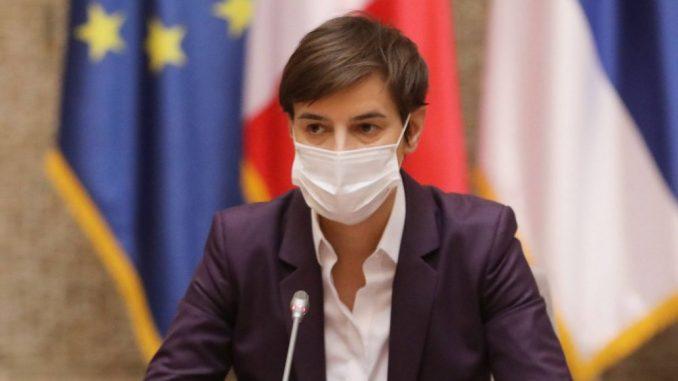 Brnabić: Ekološki ustanak je bio primer neodgovornosti 3