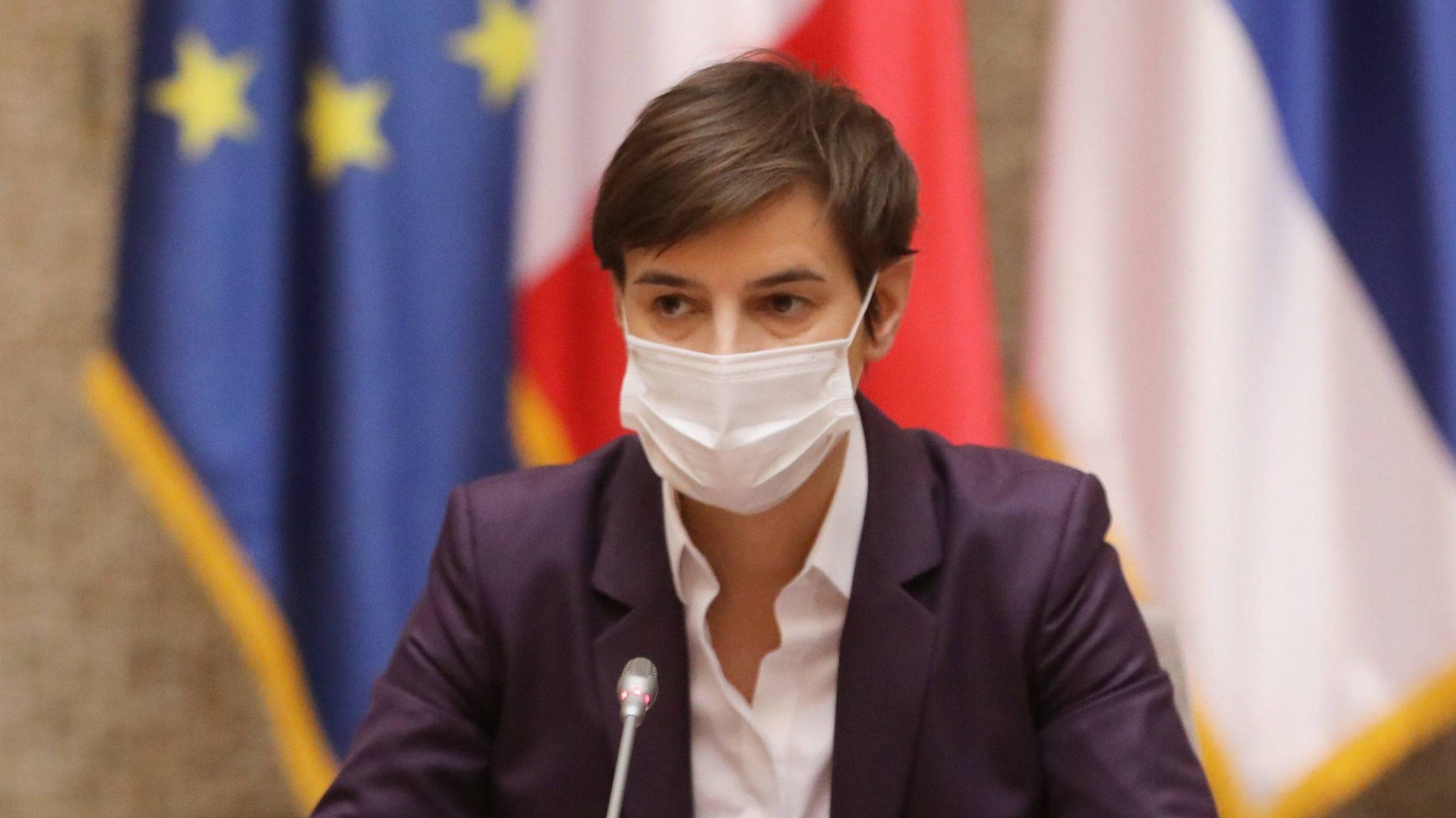 Brnabić: Tako smo brzo toliko toga uradili da to EU nije još videla, licemerje nekih njenih članica 16
