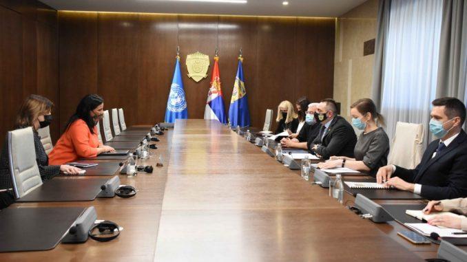 Vulin: Srbija prva država u Evropi koja je migrantima omogućila besplatnu vakcinaciju 3