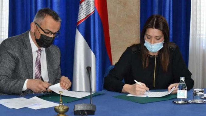 Podrška Ministarstva zaštite životne sredine za dva eko projekta iz Kraljeva 4