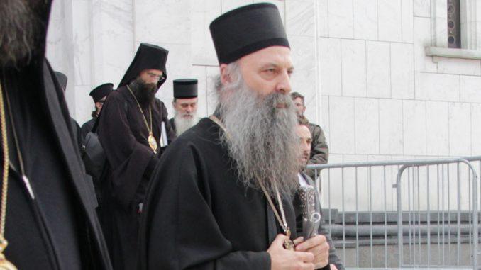 Patrijarh Porfirije čestitao Uskrs po gregorijanskom kalendaru 3