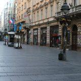 Dveri sprečile svečano otvaranje prečišćivača vazduha u Knez Mihailovoj ulici 1