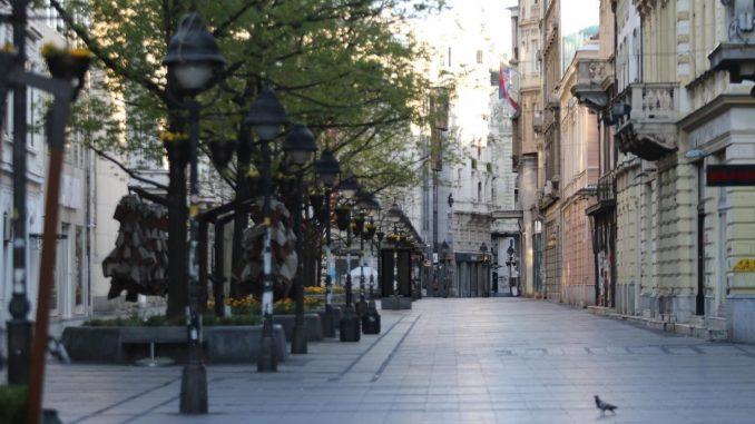 Beograd u bojama grčke zastave 4