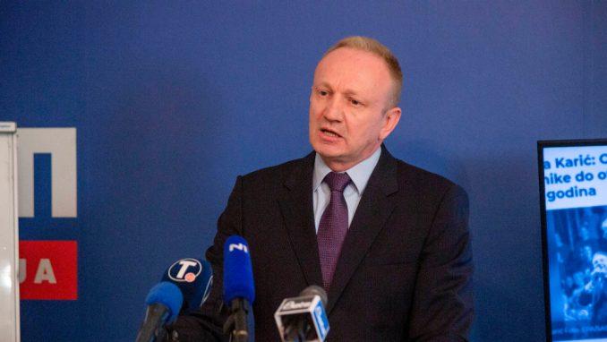 Đilas: SSP nije u sukobu ni sa jednom opozicionom strankom u Srbiji 1