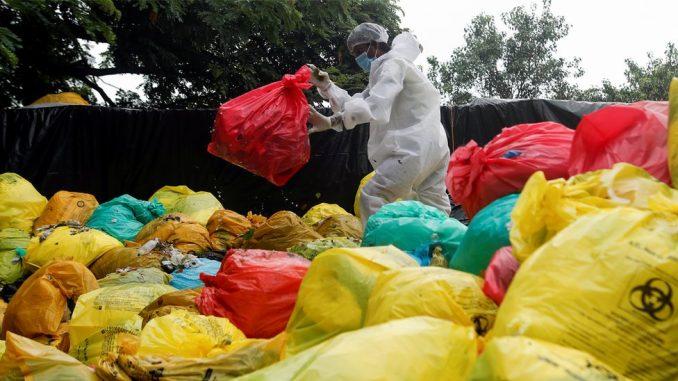 Korona virus i životna sredina: Kako se rešava problem medicinskog otpada u zdravstvu 14