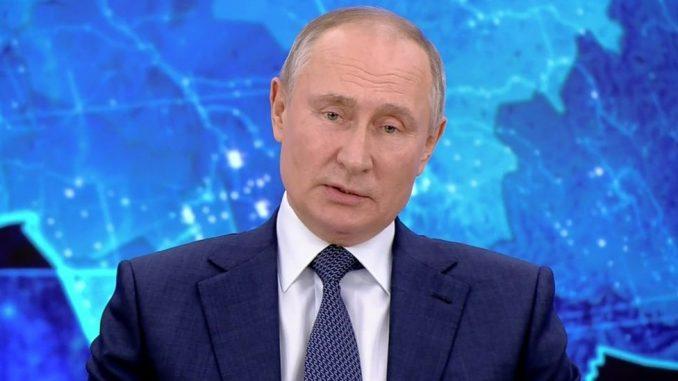 """Korona virus, Rusija i Putin: """"Predsednik vakcinisan - moraćete da nam verujete na reč"""" 3"""