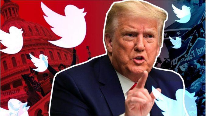 Amerika i Donald Tramp: Bivši predsednik se vraća na društvene mreže 3
