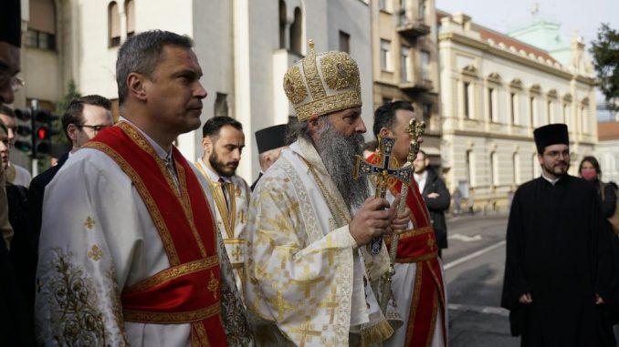 Srpska pravoslavna crkva i Porfirije: Šta je rekao patrijarh u prvom televizijskom gostovanju u 100 i 500 reči 3