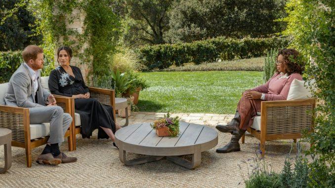 Hari i Megan: Princ Hari govorio o majci Dajani kod Opre Vinfri 5
