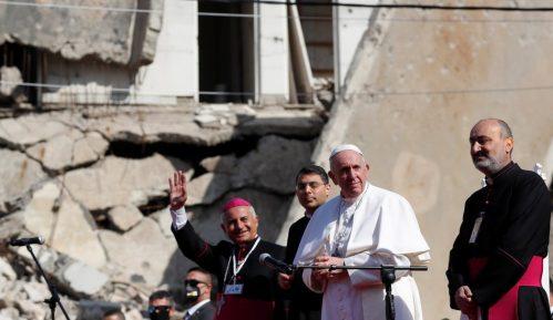 Papa Franja u istorijskoj poseti Iraku: Molitva usred ruševina crkava u severnom Iraku 14