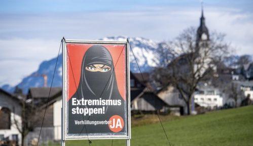 Referendum u Švajcarskoj: Glasači podržali zabranu pokrivanja lica u javnosti 12