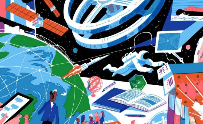 Svemir, budućnost i Artur Klark: Književna dela koja su predvidela putovanja u kosmos 5