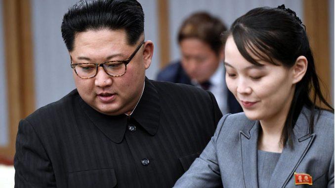 """Severna Koreja, SAD i politika: Sestra Kima Džonga Una upozorila Bajdena da ne """"širi smrad baruta"""" 4"""